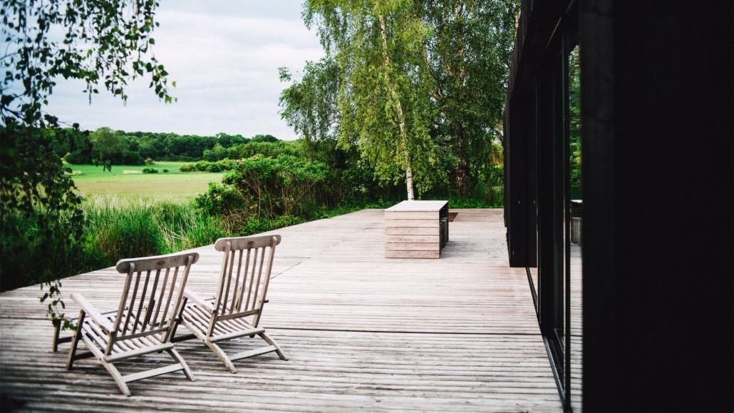 Terrasse bois MCO Nantes La Baule