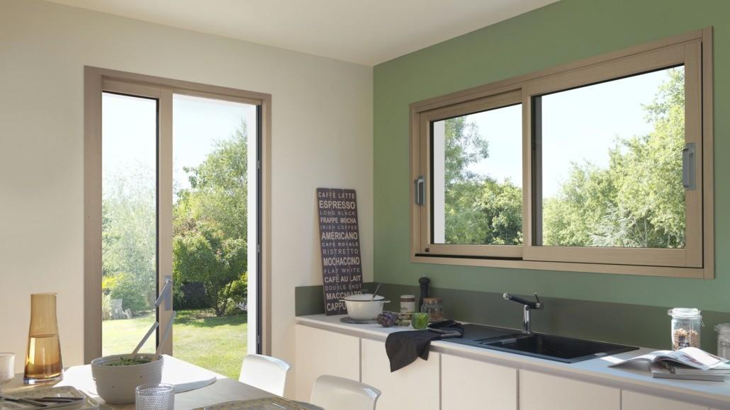 Fenêtre mixte Nantes La Baule