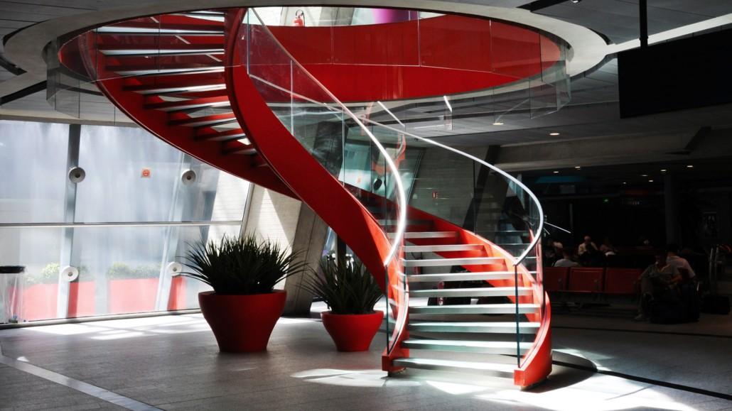 Escalier colimaçon Nantes La Baule