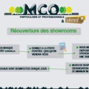 Showroom menuiserie Nantes et La Baule